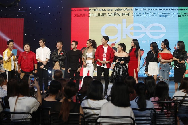 Dao dien 'Glee' Viet keu goi khan gia hay che bo phim nhieu hon hinh anh