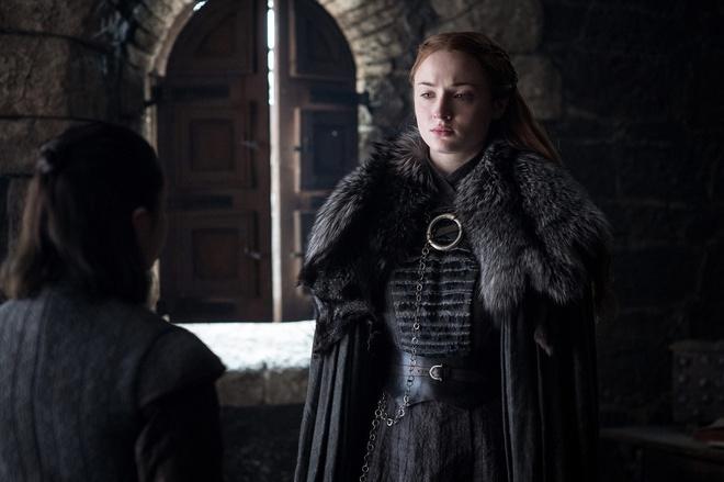Thoi trang trong 'Game of Thrones': Dinh cao va an tuong hinh anh 12