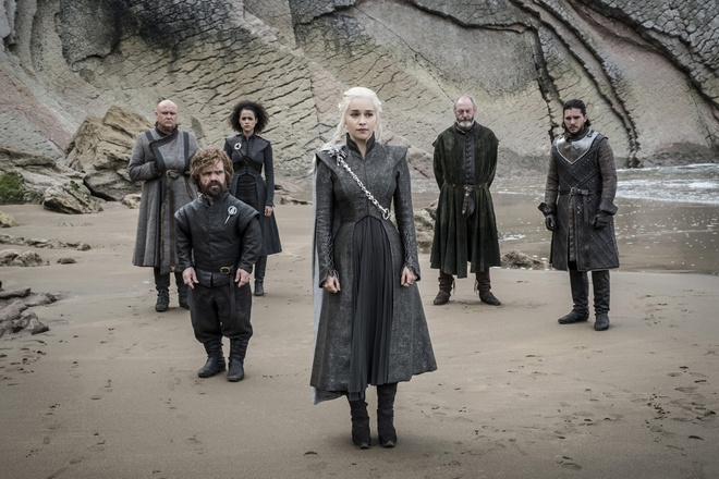 Thoi trang trong 'Game of Thrones': Dinh cao va an tuong hinh anh 1