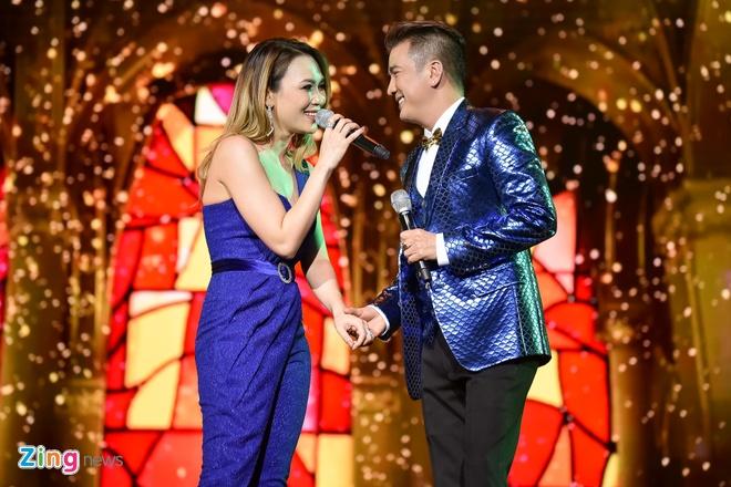 My Tam va Dam Vinh Hung lan dau song ca 'Lau dai tinh ai' hinh anh 1