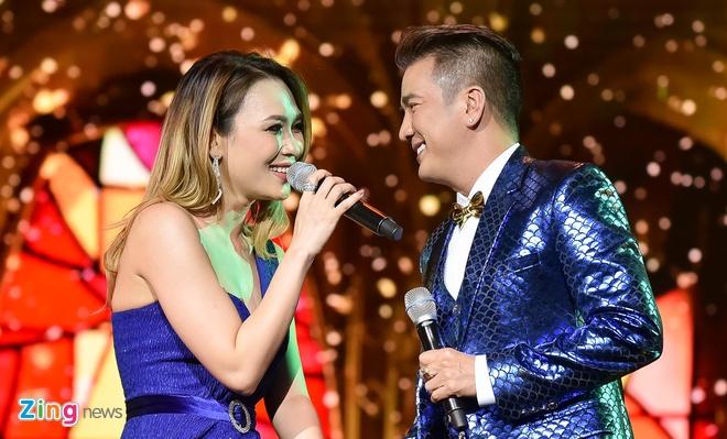 My Tam va Dam Vinh Hung lan dau song ca 'Lau dai tinh ai' hinh anh
