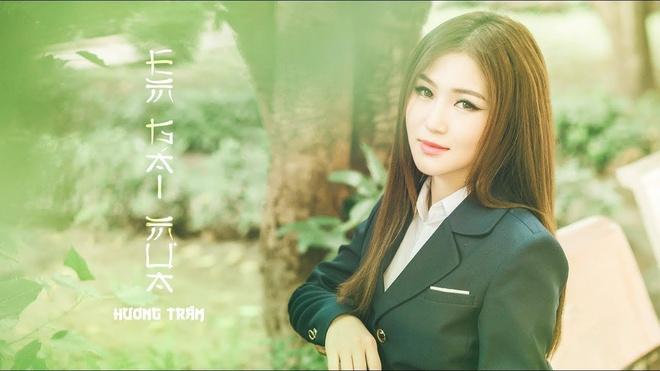 Huong Tram ra MV moi dam chat 'ngon tinh hoc duong' hinh anh