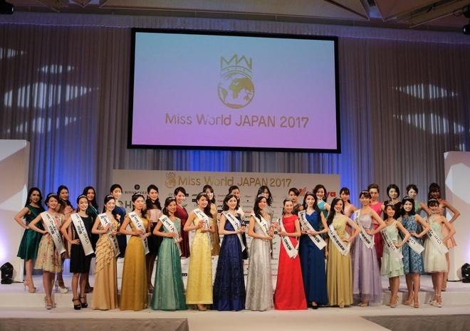 Nhan sac 21 tuoi dang quang Hoa hau the gioi Nhat Ban 2017 hinh anh 6