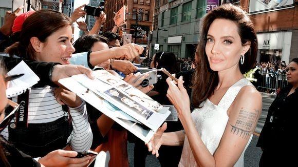 Pax Thien va Maddox phong cach tren tham do cung Angelina Jolie hinh anh 10