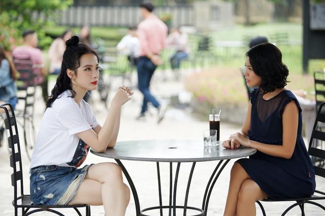 Thoi trang bien hoa cua Angela Phuong Trinh trong 'Glee' hinh anh 3