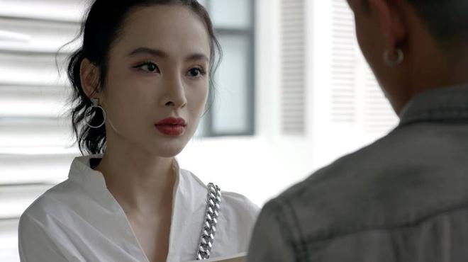 'Glee': Huu Vi buon ba nhin Phuong Trinh say dam ben Rocker Nguyen hinh anh