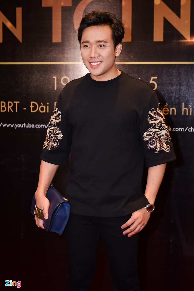 Helen Thanh Dao bat ngo du hop bao TV show cua Tran Thanh hinh anh 1