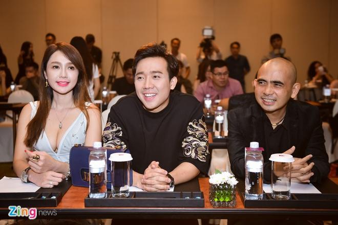 Helen Thanh Dao bat ngo du hop bao TV show cua Tran Thanh hinh anh 2