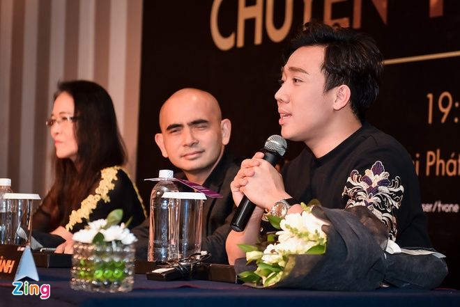 Helen Thanh Dao bat ngo du hop bao TV show cua Tran Thanh hinh anh 3