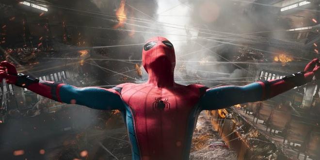 'Spider-Man: Homecoming' danh bai bom tan 'Batman v Superman' o My hinh anh 1
