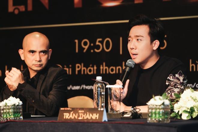 Helen Thanh Dao bat ngo du hop bao TV show cua Tran Thanh hinh anh 4