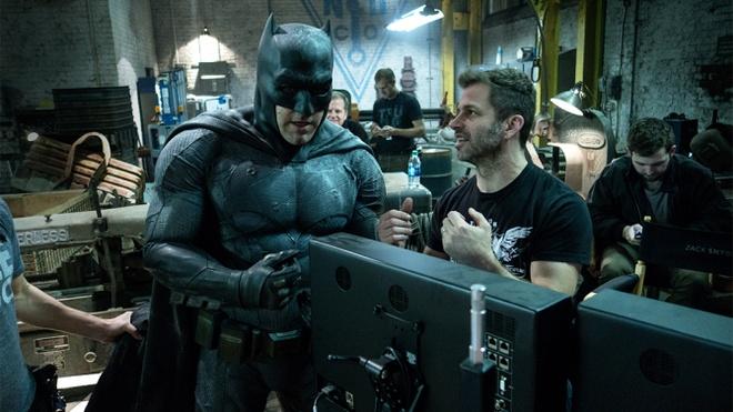 Dao dien Zack Snyder goi Ben Affleck la Batman xuat sac nhat hinh anh 1