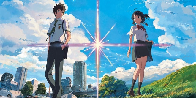 'Your Name' se co phien ban live-action cua Hollywood hinh anh