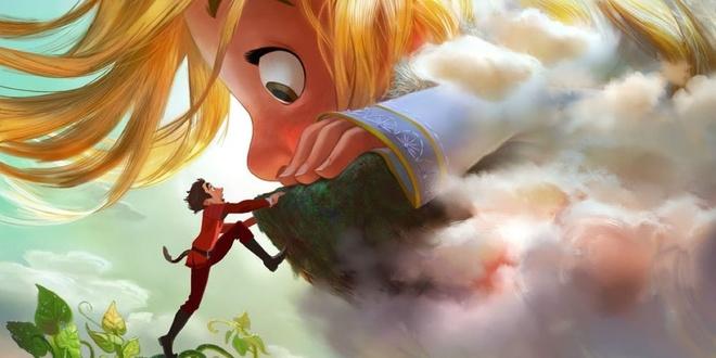 Disney dung lam phim hoat hinh 'Jack va Cay dau than' hinh anh 1