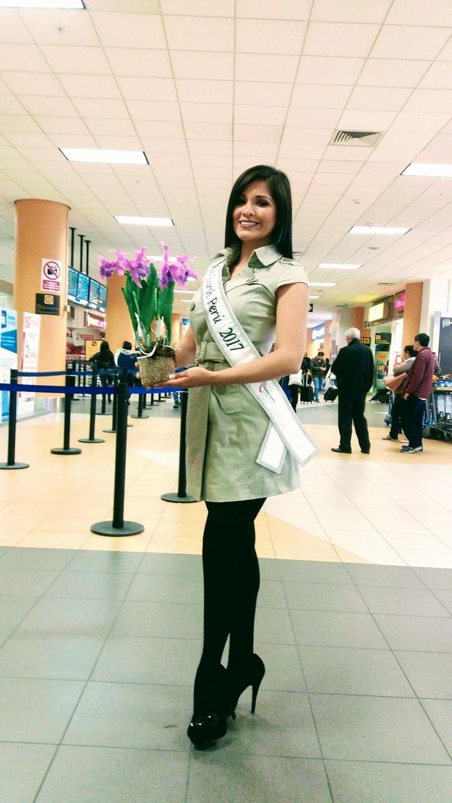 thoi trang quyen ru cua Ha Thu o Miss Earth 2017 anh 13