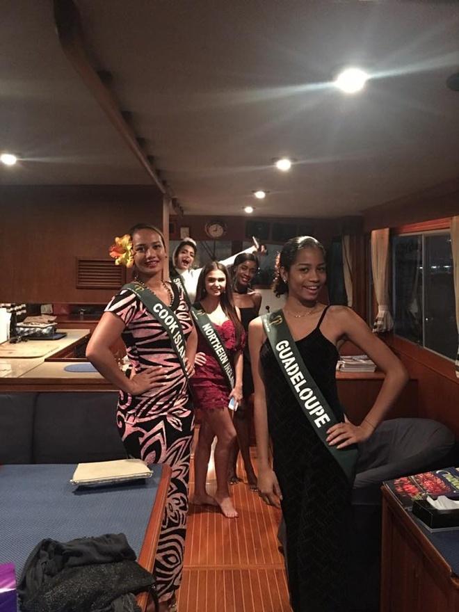thoi trang quyen ru cua Ha Thu o Miss Earth 2017 anh 5