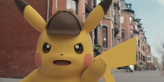 phim live action Pikachu anh 1