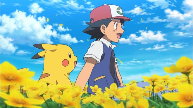 Quay nguoc thoi gian 20 nam voi 'Pokemon The Movie 20: To chon cau' hinh anh 1