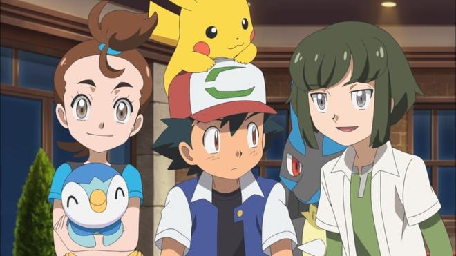 Quay nguoc thoi gian 20 nam voi 'Pokemon The Movie 20: To chon cau' hinh anh 2