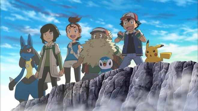 Trailer cua 'Pokemon The Movie 20: To chon cau' hinh anh
