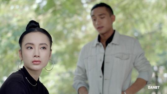 'Glee' tap 10: Angela Phuong Trinh bi duoi khoi nha vi mang thai hinh anh