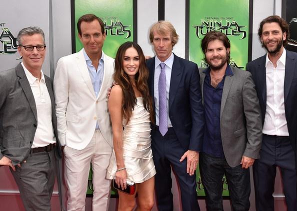 Megan Fox hoi han mat vai vi chi trich dao dien 'Transformers' hinh anh 3