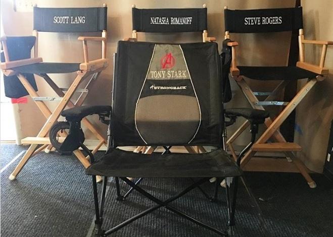 Robert Downey Jr. xac nhan gop mat trong 'Avengers 4' hinh anh 1