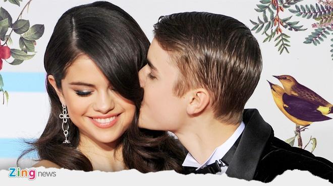 Selena Gomez va Justin Bieber: Tuoi thanh xuan tuoi dep nhat cua nhau hinh anh