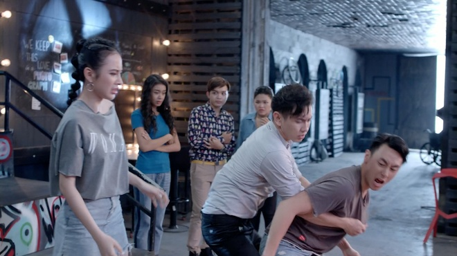 Teaser 'Glee' tap 13: Ha Vi ket hon, noi loi chia tay voi Hoang Minh hinh anh 1