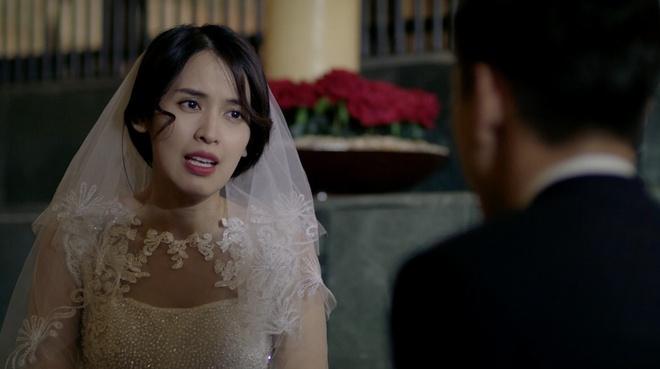 Teaser 'Glee' tap 13: Ha Vi ket hon, noi loi chia tay voi Hoang Minh hinh anh 2
