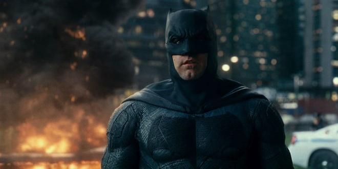 Ben Affleck tiet lo ly do dong Batman vi muon lam con trai tu hao hinh anh 1