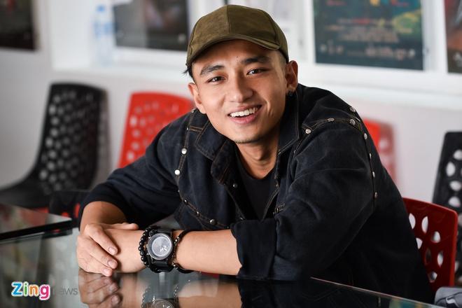 Huu Vi: 'Angela Phuong Trinh mang lai cho toi nhieu cam xuc dac biet' hinh anh