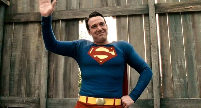 Ben Affleck tung dong vai dien vien Superman cach day hon 10 nam hinh anh