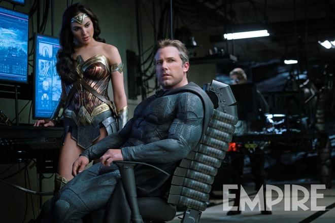 Ben Affleck tiet lo ly do dong Batman vi muon lam con trai tu hao hinh anh 2