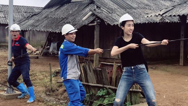 Do My Linh vao top 5 'Nguoi dep nhan ai' tai Hoa hau The gioi 2017 hinh anh