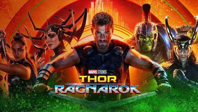 Bom tan Marvel 'Thor: Ragnarok' vuot moc 700 trieu USD toan cau hinh anh 2