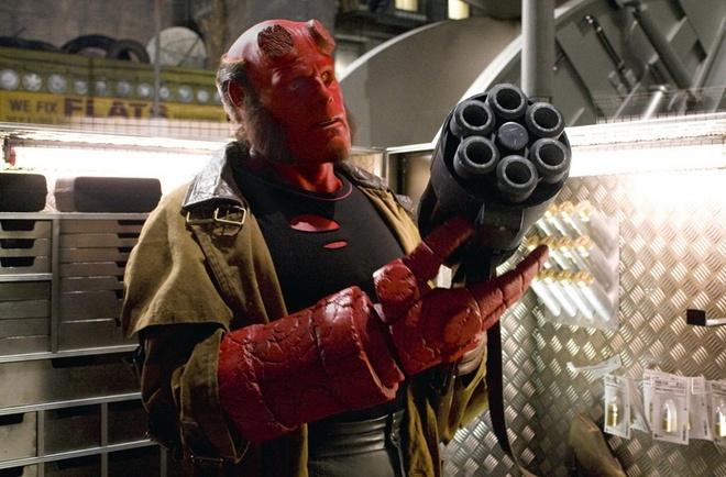 'Hellboy' phien ban lam lai an dinh ngay ra mat chinh thuc hinh anh 1