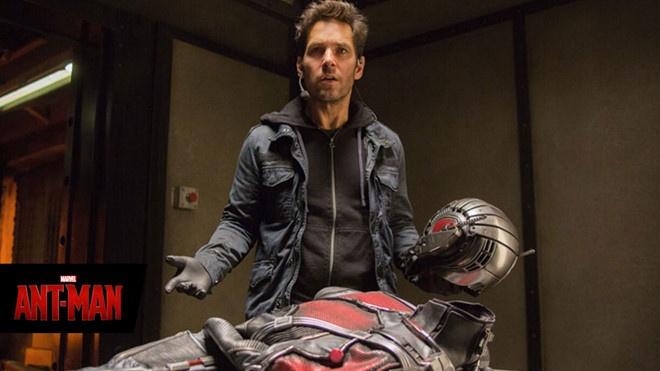 'Ant-Man 2' la bo phim hai lang man dau tien cua Marvel hinh anh 1