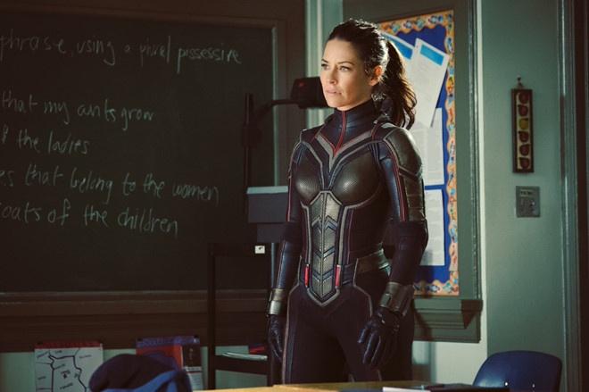 'Ant-Man 2' la bo phim hai lang man dau tien cua Marvel hinh anh 2