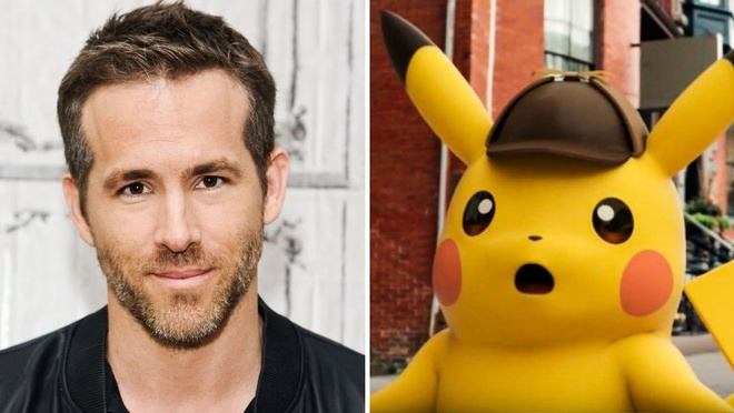 Sao 'Deadpool' dong vai chinh trong live action 'Detective Pikachu' hinh anh