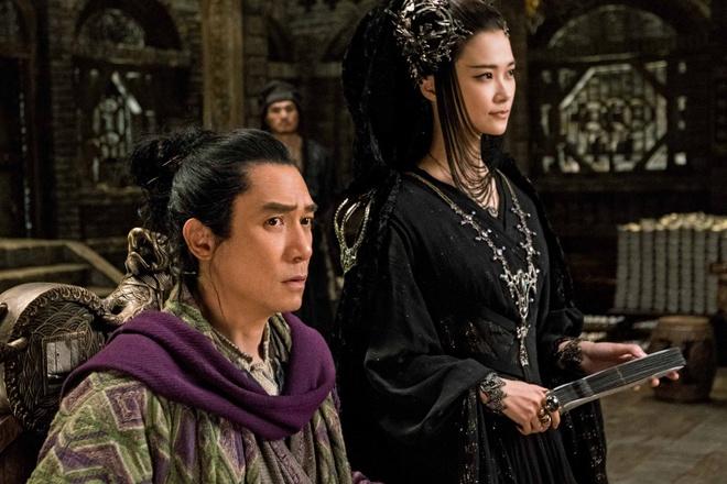 Luong Trieu Vy gop mat trong 'Truy Lung Quai Yeu 2' hinh anh