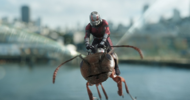 Bom tan Marvel 'Ant-Man and the Wasp' nhan nhieu loi khen som hinh anh