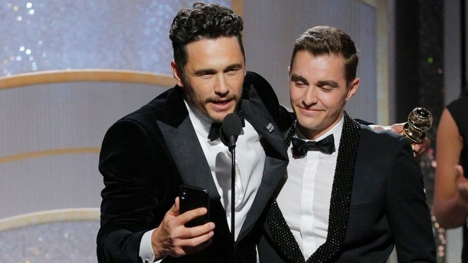 James Franco thang Critics' Choice Award anh 2