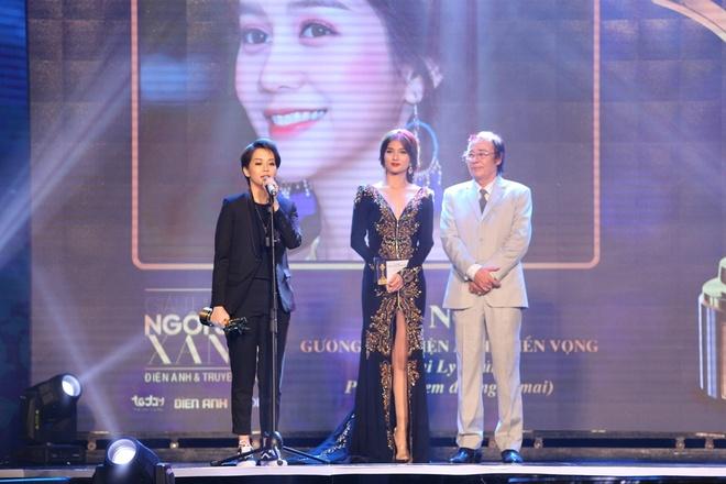 Huu Chau, Kaity Nguyen thang giai Ngoi sao xanh 2017 hinh anh 2