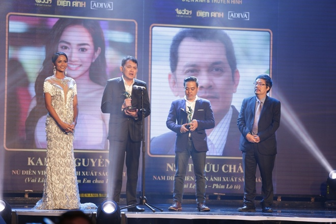 Huu Chau, Kaity Nguyen thang giai Ngoi sao xanh 2017 hinh anh 1