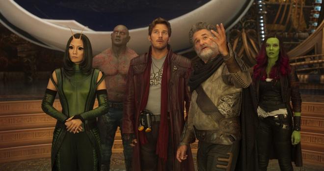'Guardians of the Galaxy 3' khong su dung nhan vat thuoc ban quyen Fox hinh anh 2