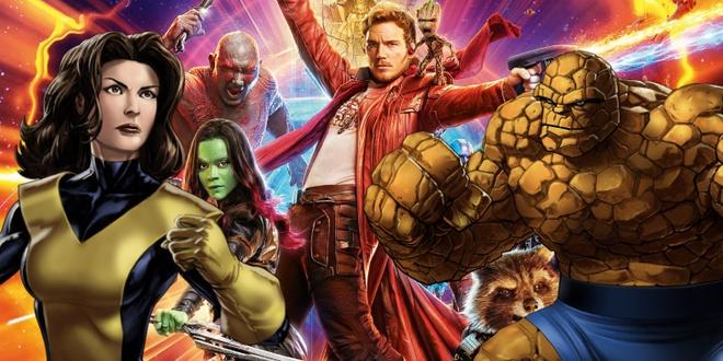 'Guardians of the Galaxy 3' khong su dung nhan vat thuoc ban quyen Fox hinh anh 1