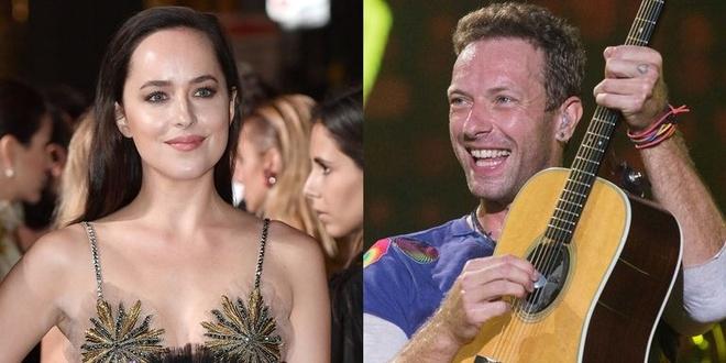 Sao nu '50 sac thai' cong khai hen ho truong nhom Coldplay hinh anh 2