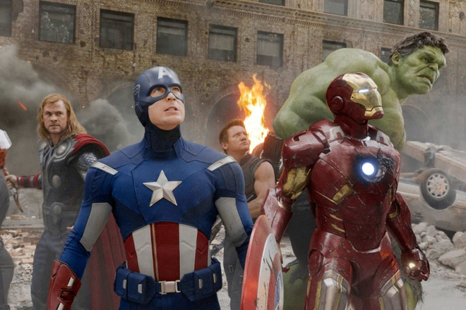 Chris Evans: 'Khong ai du suc thay Robert Downey Jr. dong Iron Man' hinh anh 3