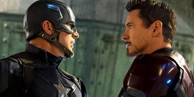 Chris Evans: 'Khong ai du suc thay Robert Downey Jr. dong Iron Man' hinh anh 1